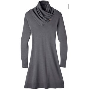 Mountain Khakis Cascade Cowl Sweater Dress